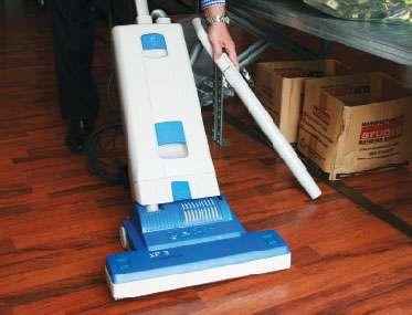 Columbus Sensor Xp3 44cm Upright Vac Powervac Cleaning