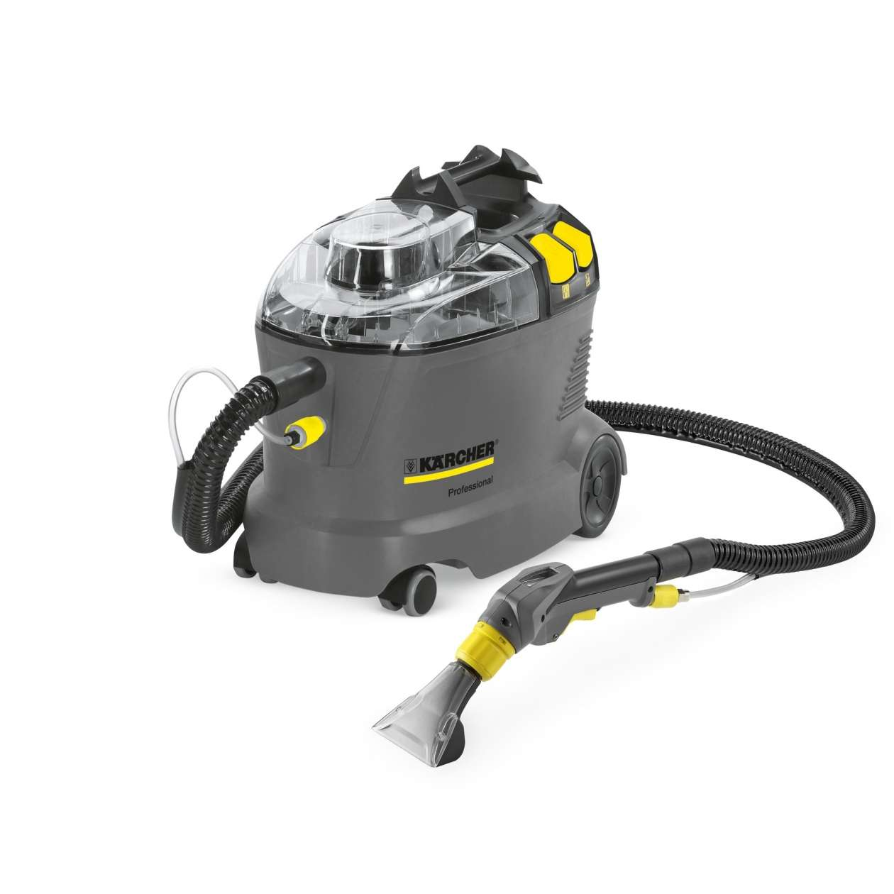 Powervac Cleaning Equipment: Karcher Puzzi 8/1 Compact Upholstery Cleaner