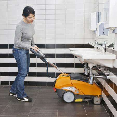 Taski Swingo 350 Compact Scrubber Powervac Cleaning