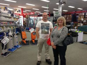 PowerVac carpet cleaners open day 28.8.15 6