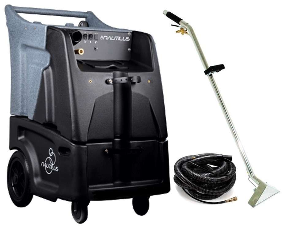 Powervac carpet extractor 500 psi with heat powervac for Carpet extractor vacuum motor