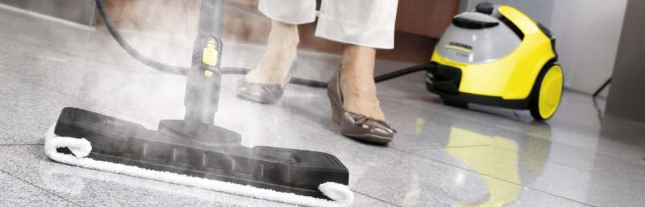 Karcher Domestic Steam Cleaner Powervac