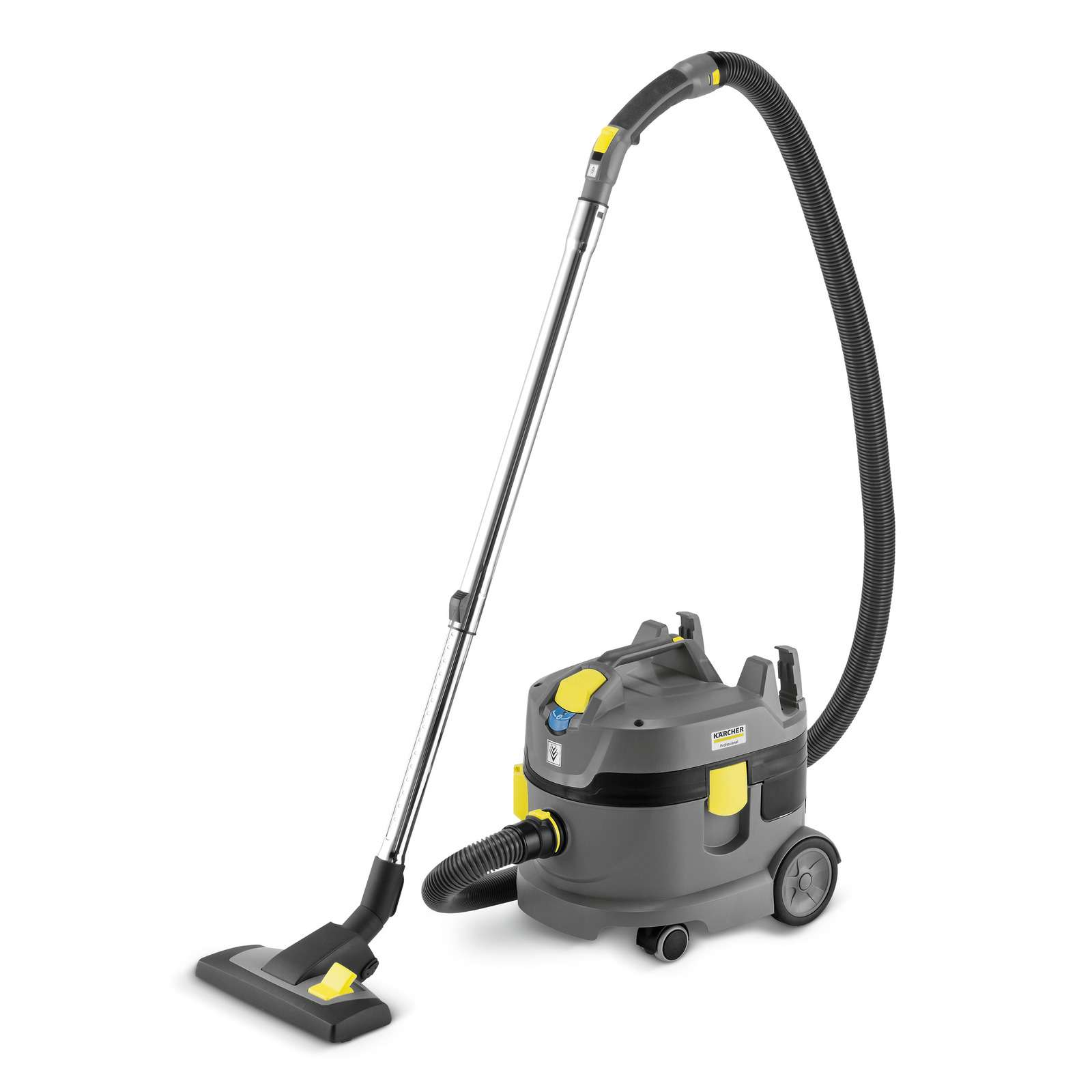 Powervac Cleaning Equipment: Karcher T9/1 Battery Powered Dry Vacuum