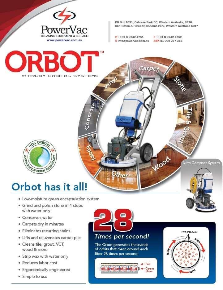 ORBOT Orbital encapsulation machine - Thumbnail