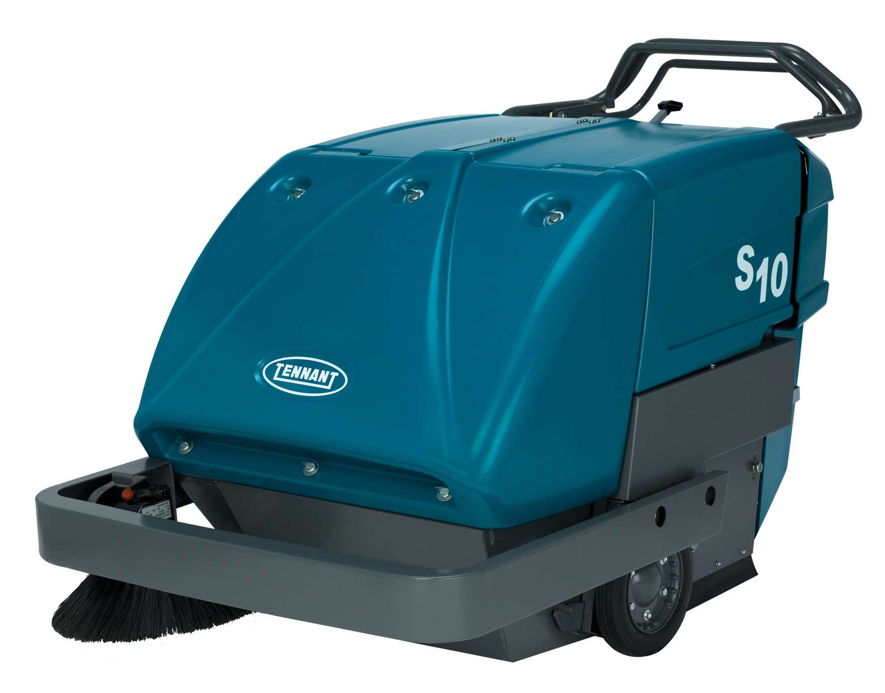 Tennant S10 Industrial Sweeper Powervac Cleaning