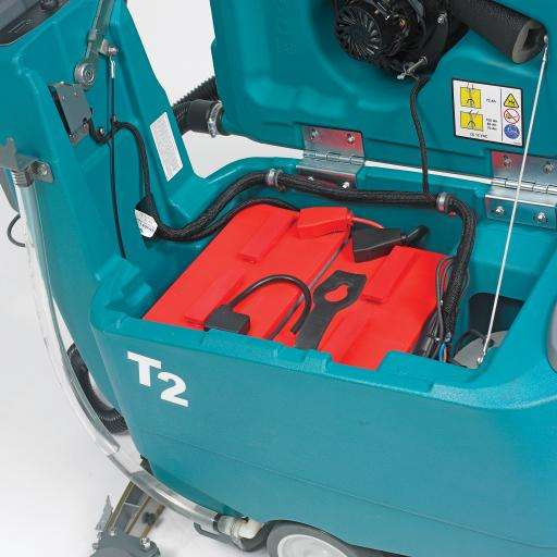 Tennant T2 Scrubber Powervac Cleaning Equipment Amp Service