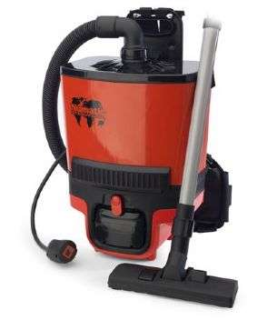 Numatic Rsb140 Battery Backpack Vacuum Powervac Cleaning
