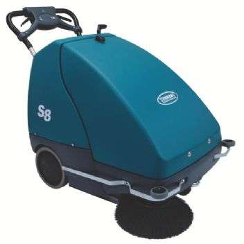 Tennant S8 Sweeper Powervac Cleaning Equipment Amp Service