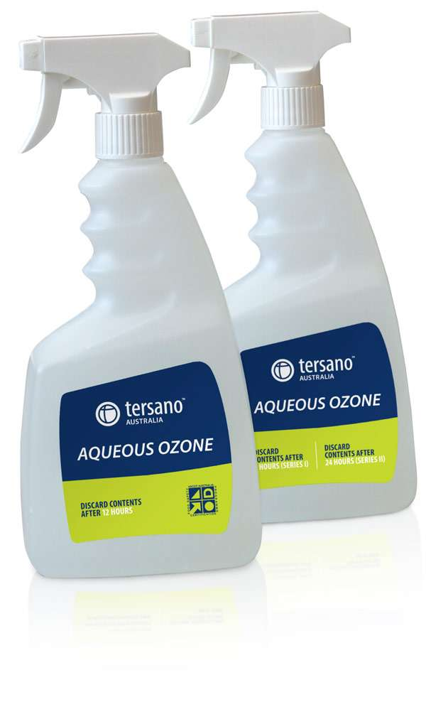 Tersano Lotus Pro Aqueous Ozone Cleaning System Powervac