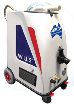 Whyte Wills Carpet Cleaner Powervac