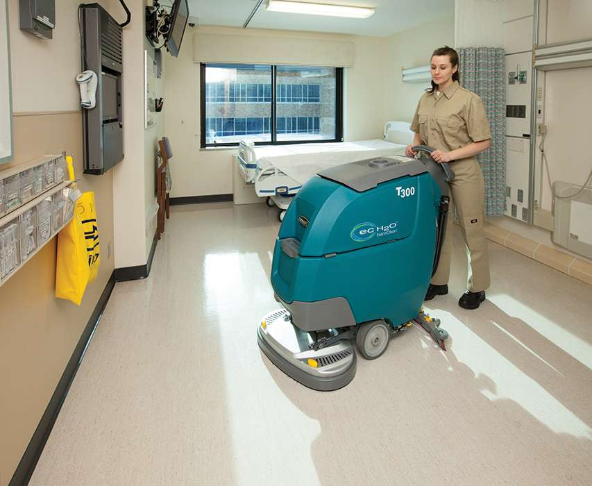 Tennant T300 Scrubber Powervac Cleaning Equipment Amp Service