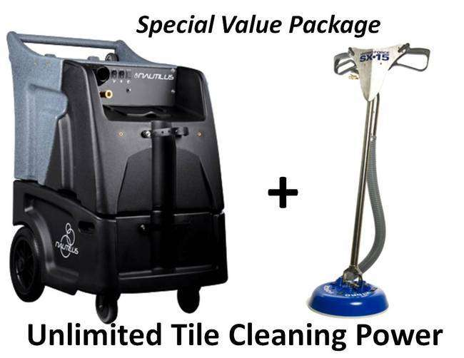 Powervac 1200 Psi Carpet And Hard Floor Cleaner Powervac