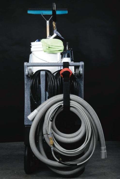 Powervac Carpet Extractor 500 Psi With Heat Powervac