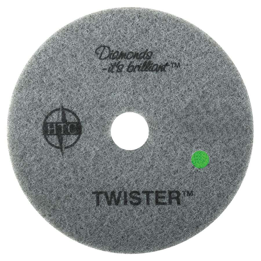 Twister Green Diamond Clean Amp Polish Powervac Cleaning