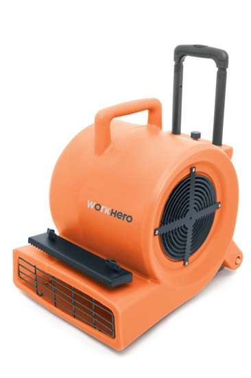 Air MoversCarpet Blowers PowerVac Cleaning Equipment