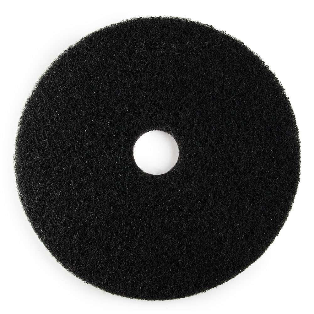 3m Hi Pro Stripping Pad Black Powervac Cleaning