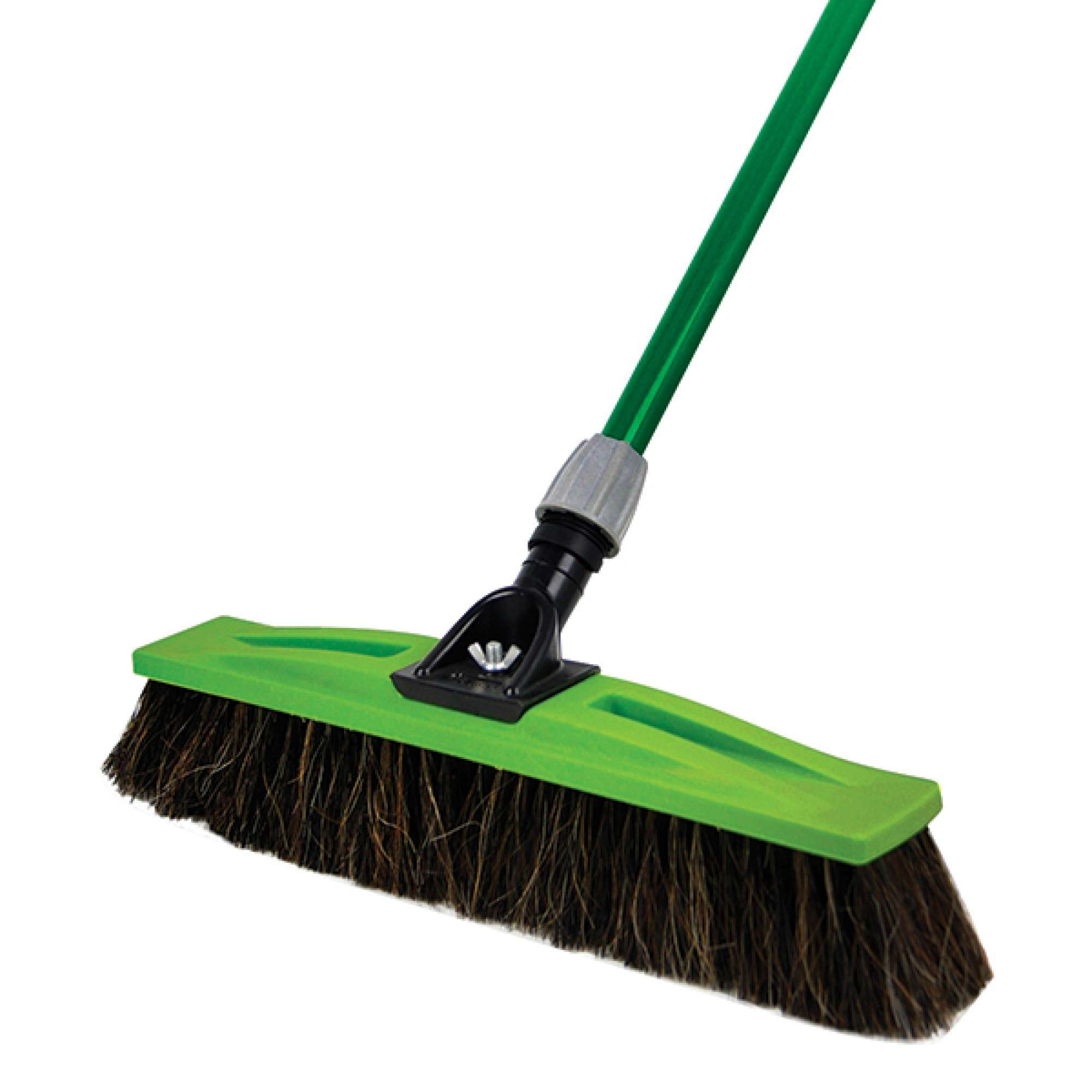 Powervac Cleaning Equipment: 450mm Large Area Indoor Broom