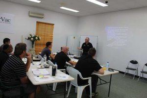 CPK training at PowerVac