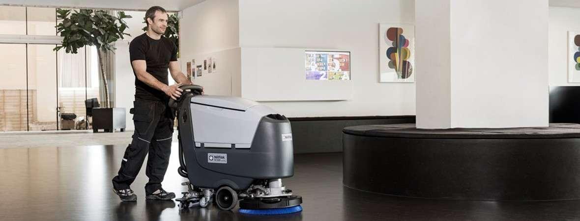 28 Walk Behind Floor Cleaner Nilfisk Ba 531d Walk Behind