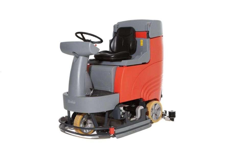 Hako Scrubmaster B115r Ride On Scrubber Powervac