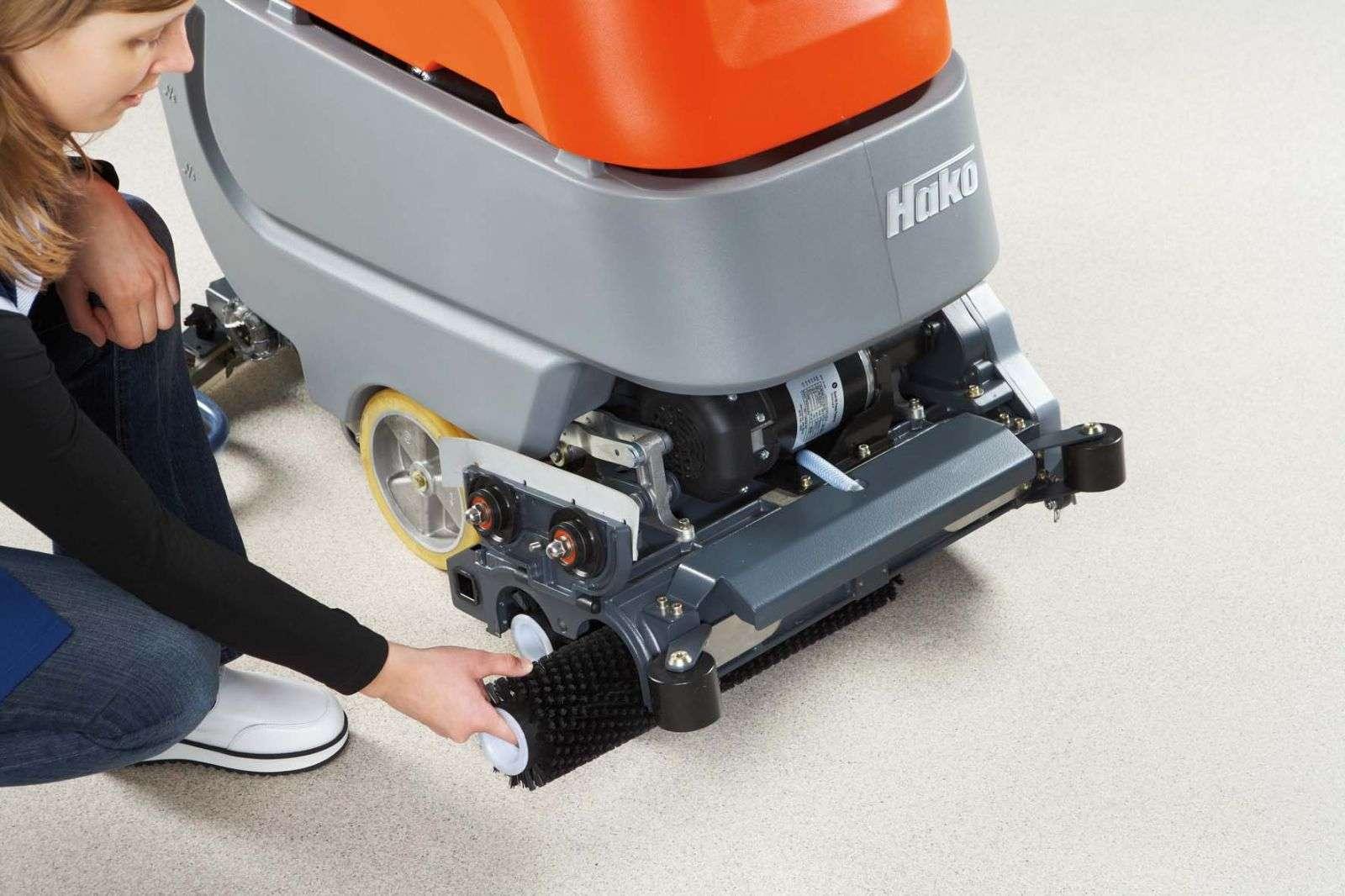 Hako Scrubmaster B45 Scrubber Powervac Cleaning