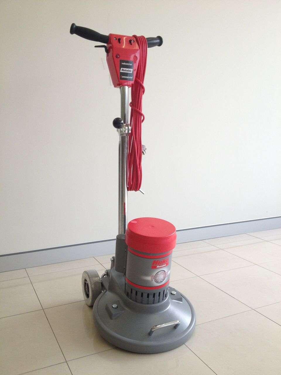Hako Rotobic Focus Polisher Or Scrubber Powervac