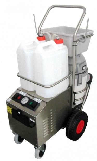 Jupiter Heavy Duty Steam Vacuum Powervac Cleaning Equipment Service