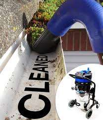 cleaning gutter equipment