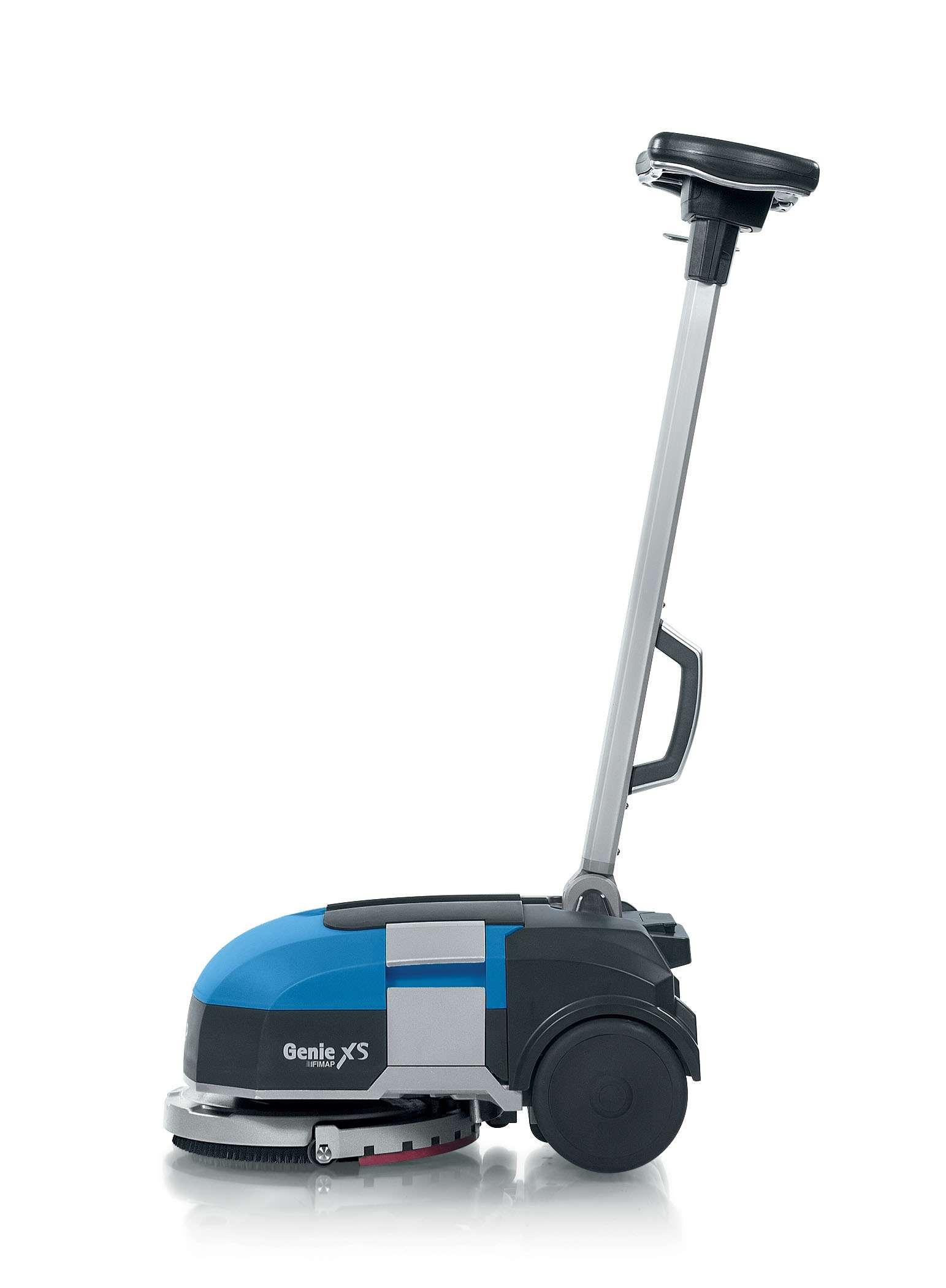 Conquest Genie Xs Mini Scrubber Powervac Cleaning