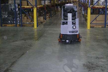 Conquest Tomcat Gtx Heavy Duty Floor Scrubber Powervac