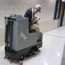 Conquest Tomcat Gtx Heavy Duty Floor Scrubber Powervac