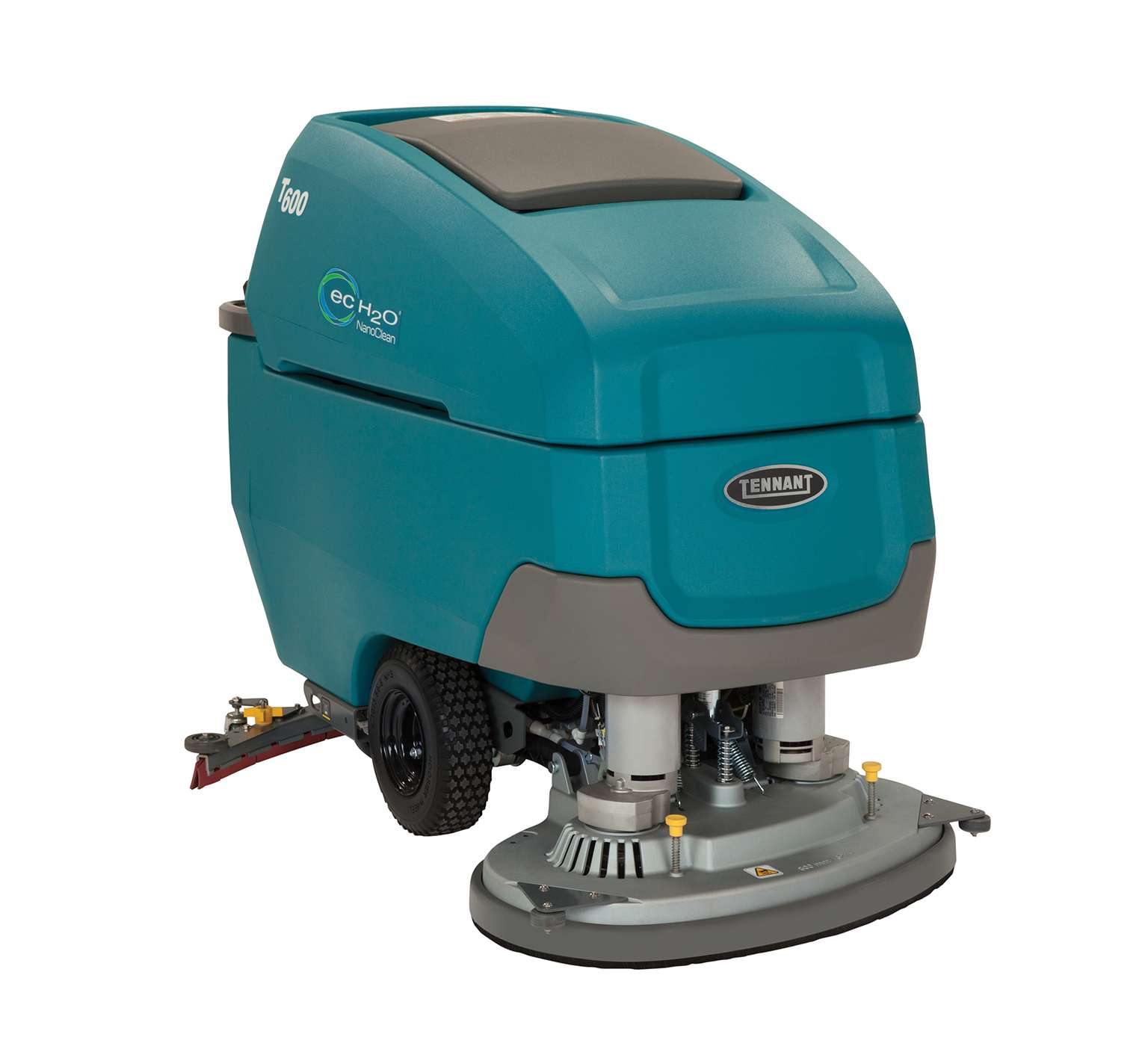 Tennant T600 Industrial Scrubber Powervac Cleaning