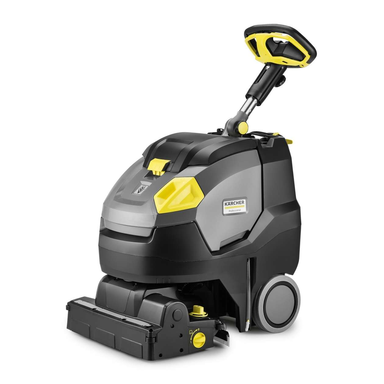 Powervac Cleaning Equipment: Karcher BR45/22 C Bp Pack Scrubber