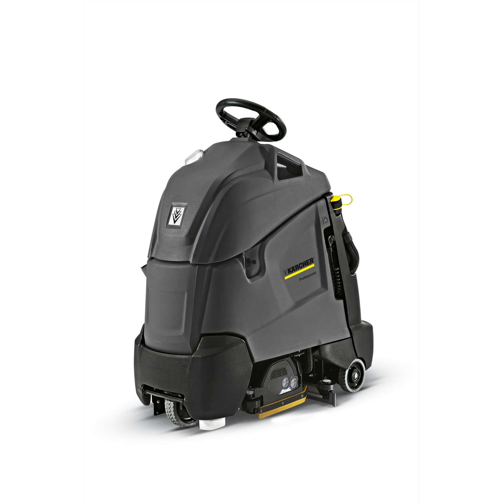 ib s content descriptionwriter = | Karcher BR55/40 RS Bp Step-on Scrubber - PowerVac
