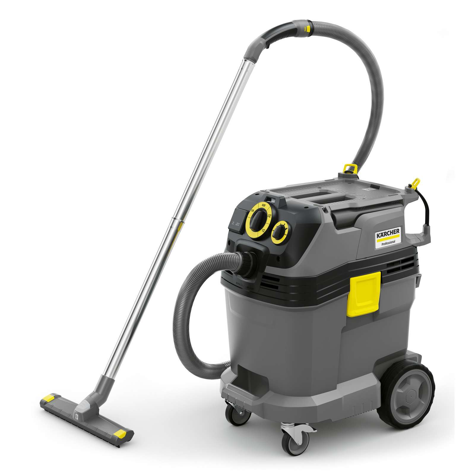 Powervac Cleaning Equipment: Karcher NT40/1 Tact Te L Wet And Dry Vacuum