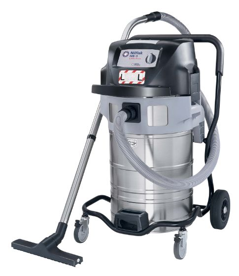 Powervac Cleaning Equipment: Nilfisk IVB 961 OL Large Wet And Dry Vacuum