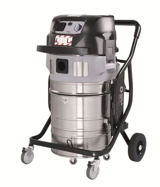Powervac Cleaning Equipment: Nilfisk IVB 965 SD XC Large Wet And Dry Vacuum