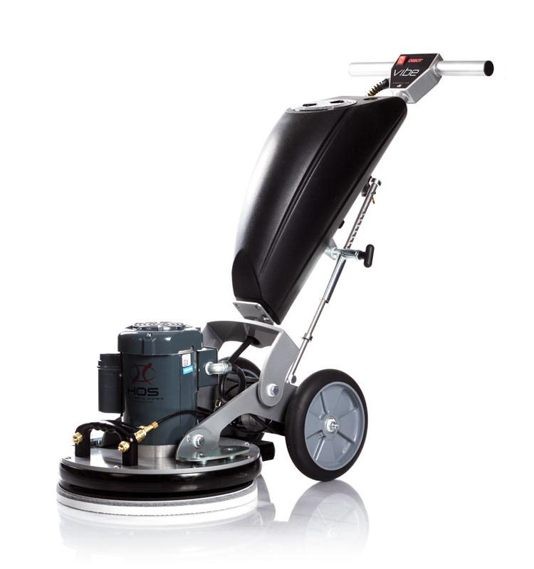 Orbot Vibe Orbital Scrubber Powervac Cleaning Equipment