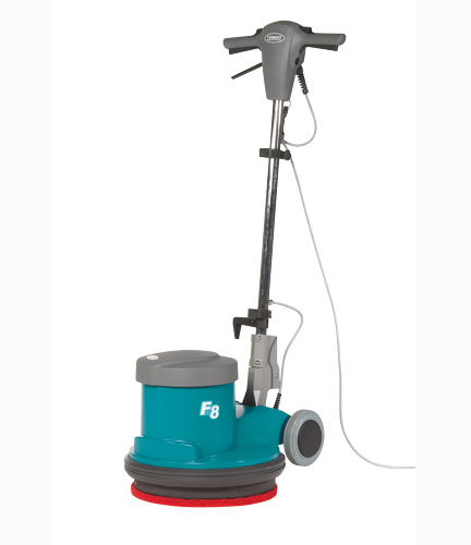 Powervac Cleaning Equipment: Tennant F8 Single Disc Polisher