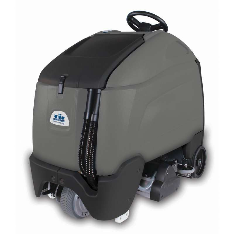 Windsor Chariot Iextract 26 Duo Deep Carpet Cleaner Powervac