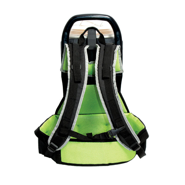 Powervac Cleaning Equipment: RapidClean Rapid Vac MKII Backpack